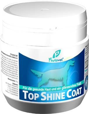 Top shine coat